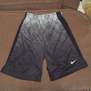 Nike basketball shorts.